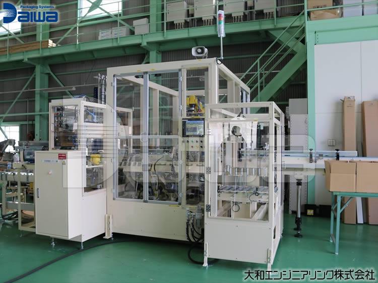 産業用ロボット ロボットケーサー ICR-50の製品カタログを公開しました
